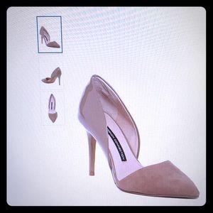 French connection Elvia d'orsay pump! Never worn!